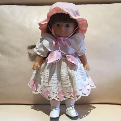 """Corolle Signed Refabert- Limited Edition, Héloïse Doll """"les Précieuses"""" Collection"""