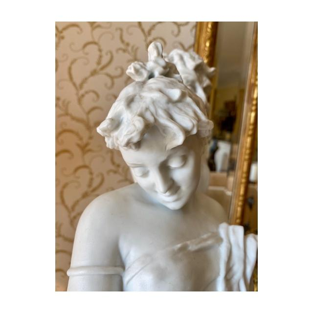Gaudenzio Colombo - Biscuit, Satyr And Bacchante-photo-4