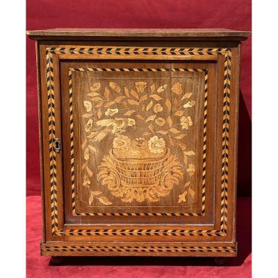 Small Marquetry Chest