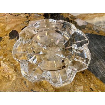 SAINT LOUIS - Cendrier en Cristal