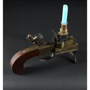 Flintlock Tinder Lighter Pistol