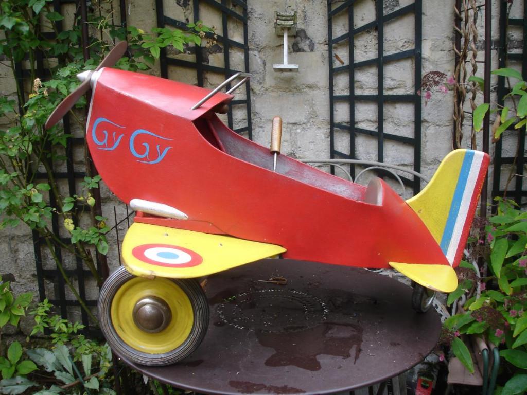 Avion A Pedales