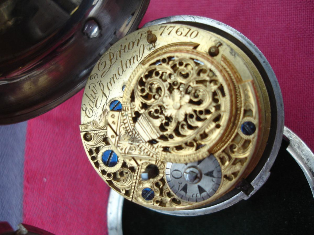 English Pocket Watch For The Turkish March - wrist watches
