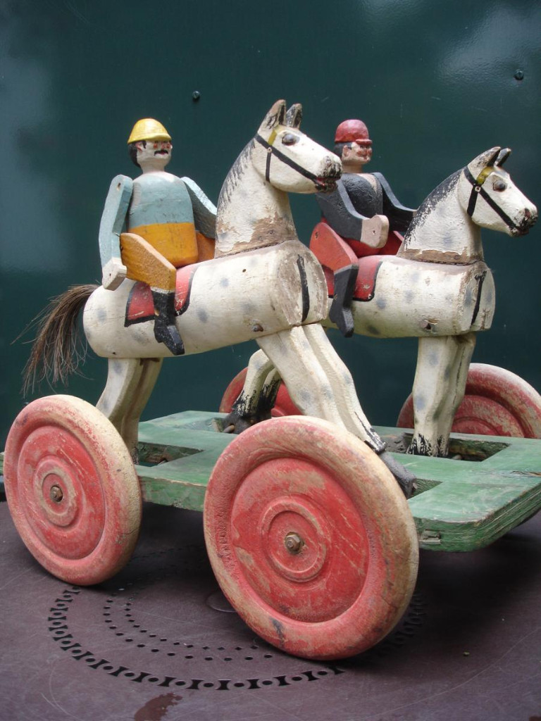 Riders Toy A Trainer