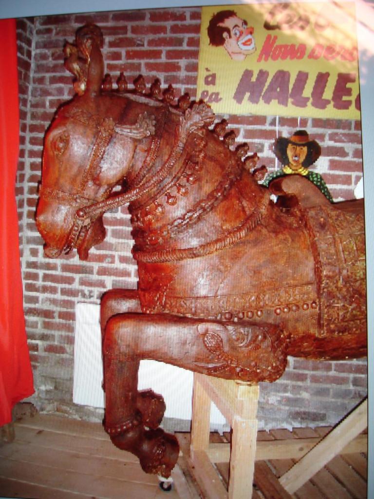 Tamil Temple Horse-photo-2