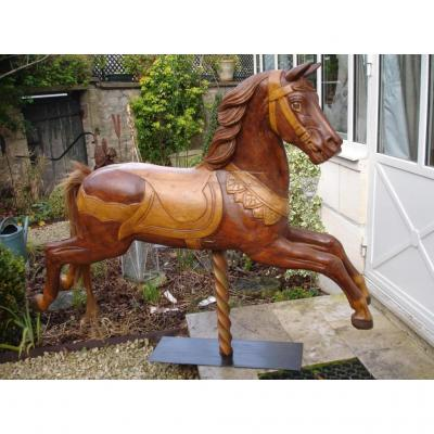 Heyn Jumping Manege Horse