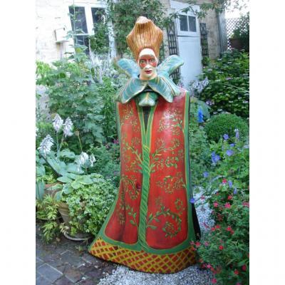 Statue  Decors Venitien