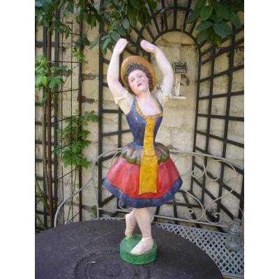 Statuette d'Orgue