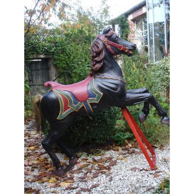 Hubner's Man Horse No H 19