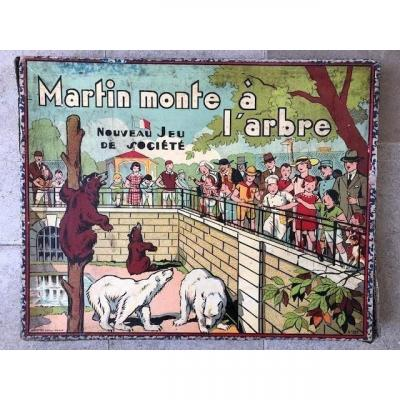 Martin Monte A l'Arbre