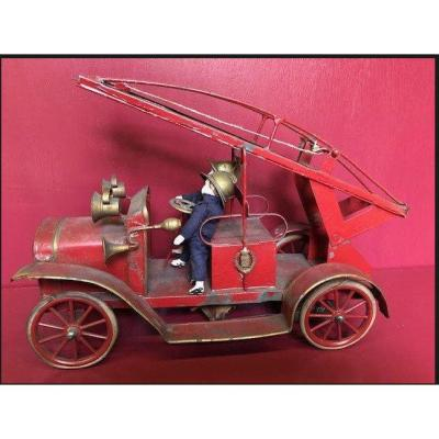 Firemen Car Pinard