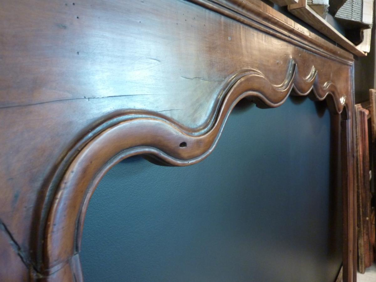 18th Century Italian Fireplace Mantel.