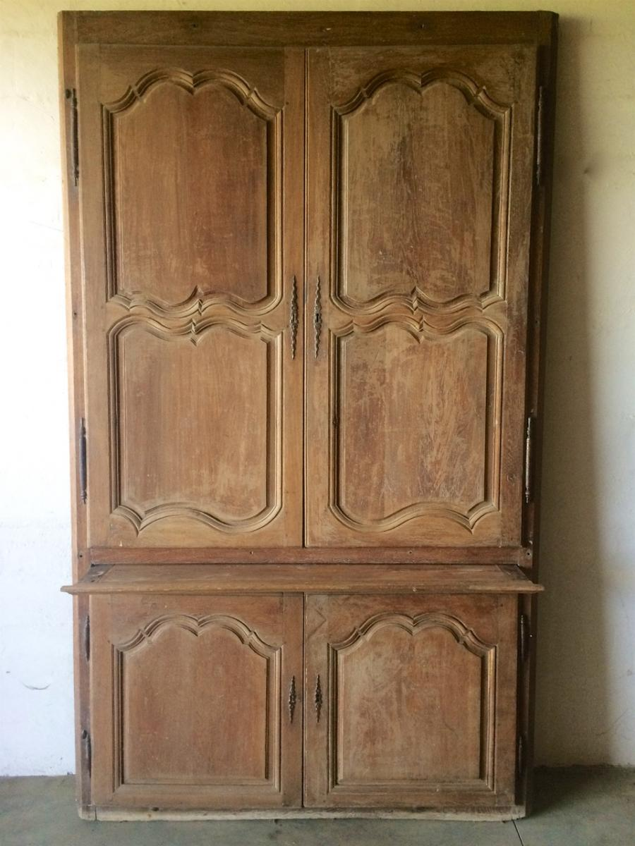 Antique Cupboard Paneling 18th C.