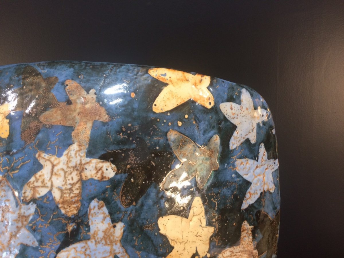 Céramique Grand Vase-photo-3