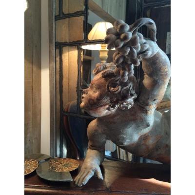 Chérubin Sculpté
