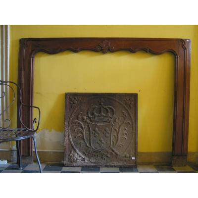 Fireplace Lxv - 18th C.