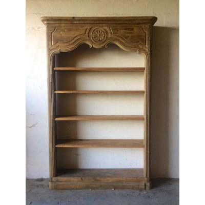 Bookcase Lxv 18th C.