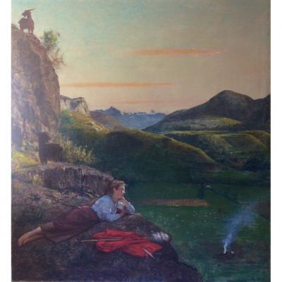 Hst Louis Capdevielle - Vallée De Lourdes - Pyrénées
