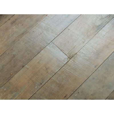 Lot 22.40 M2 Old Teak Floor