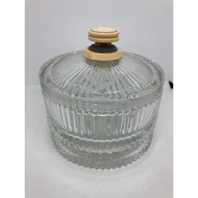 Very Large Crystal Box Size Italy XX Sec.