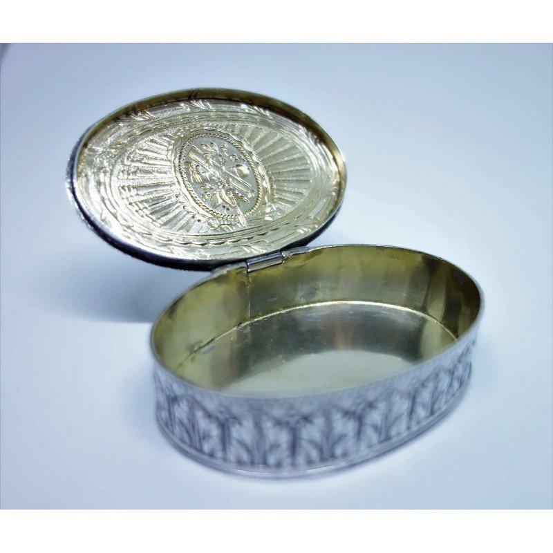 Old Silver Box.-photo-3