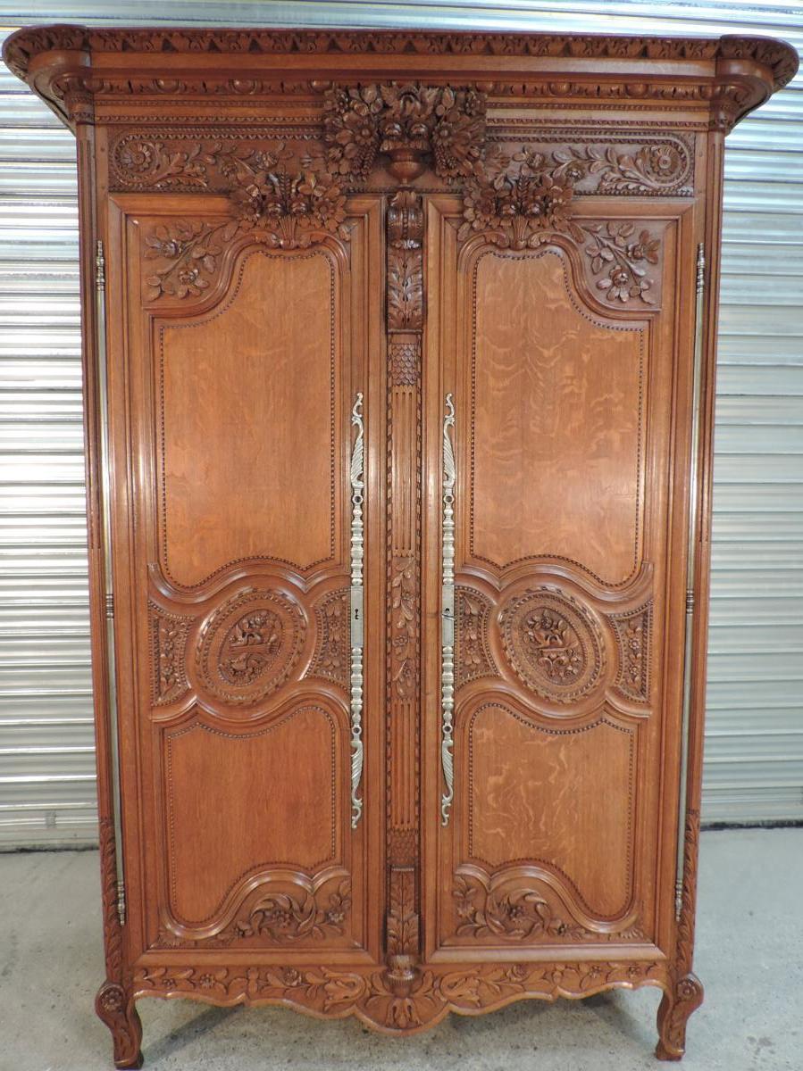 armoire ancienne sur proantic - autre style