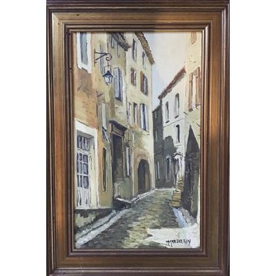 Michel Margueray, Rue De Gordes