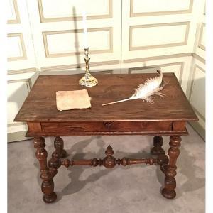 Table à écrire Normande De Style Louis XIII