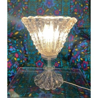 Lampe Murano Bulicante Barovier & Toso