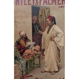 Publicité Huntley And Palmers