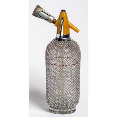 Siphon à Eau De Seltz Sparklets Usa 1920 Avec Sa Capsule D'origine