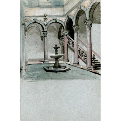 Isidore Pils (1813 - 1875)