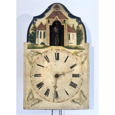 Black Forest Automaton  Clock