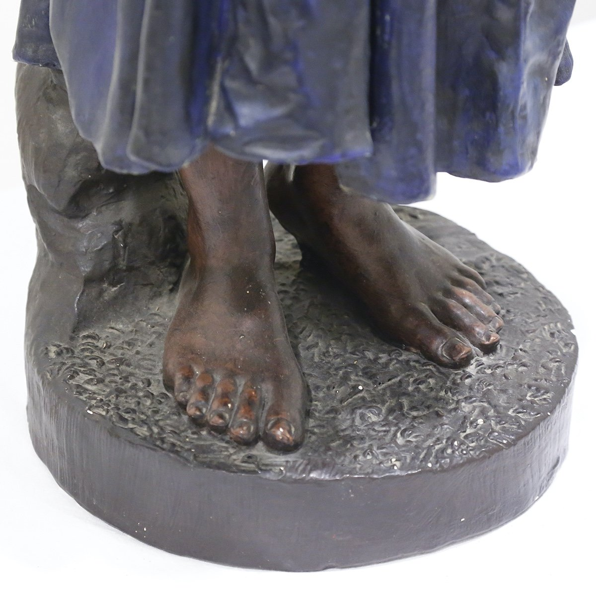 A Large 1930s Orientalist Statue-photo-4