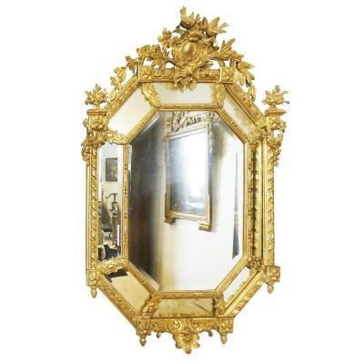 Grand Miroir Napoléon III