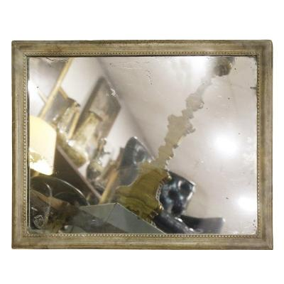 A 18th Century Painted Mirror