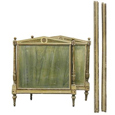 A Directoire Bed