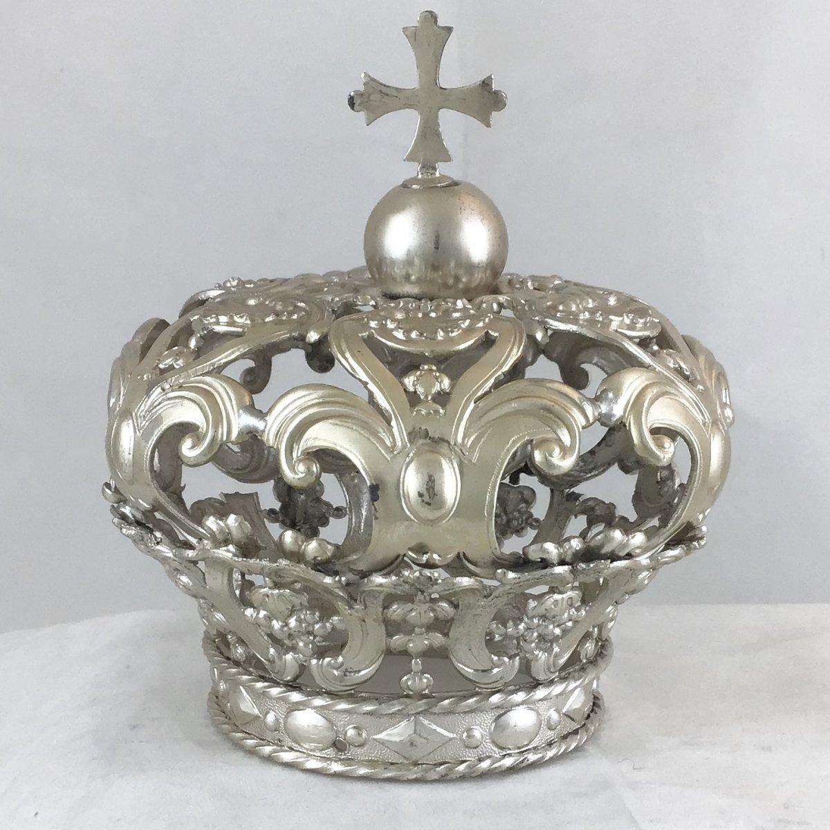 Silver Crown, Eighteenth Century, Ypres