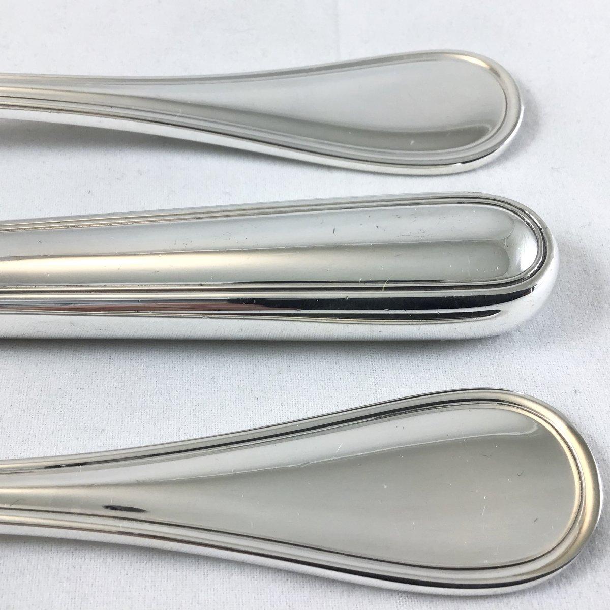 Ménagère Christofle ,modèle Albi ,complète Pour 12 Personnes ,métal Argenté
