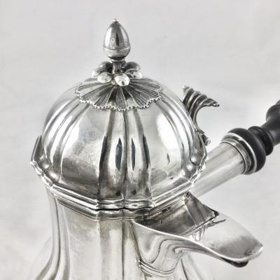 Silver Coffee Pot  Saint-omer, 1789