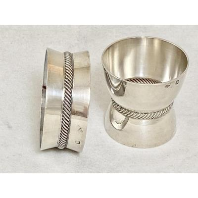 Egg Cup And Napkin Ring