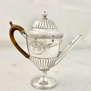 Georgian sterling silver Argyle , London 1794