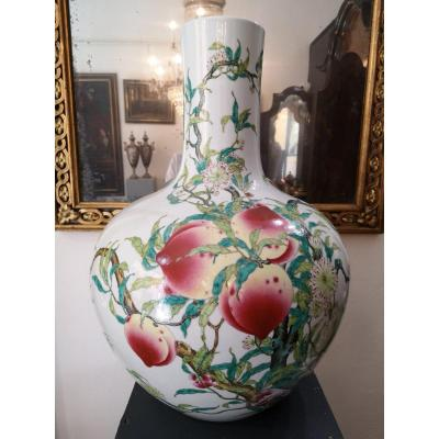 Large Porcelain Vase, China