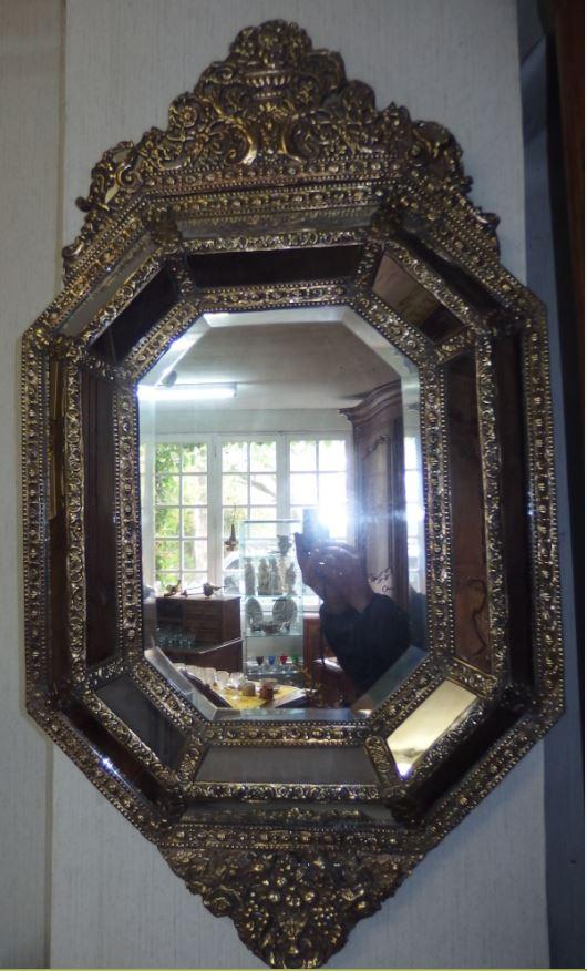 Miroir xix me si cle miroirs for Miroir 19eme siecle