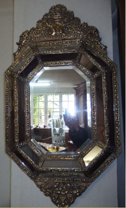 Miroir XIXème Siécle.-photo-2