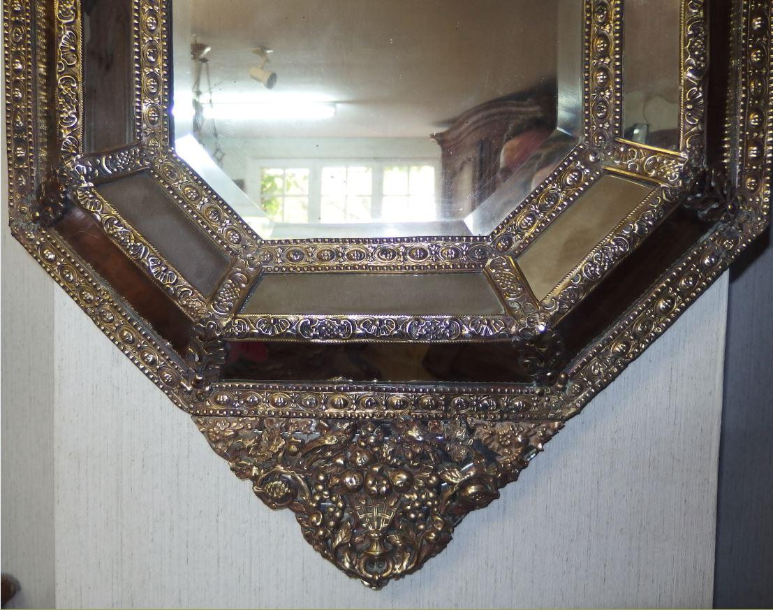 Miroir XIXème Siécle.-photo-3