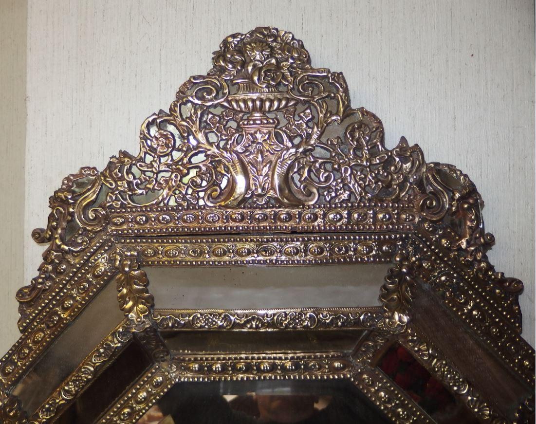 Miroir XIXème Siécle.-photo-1