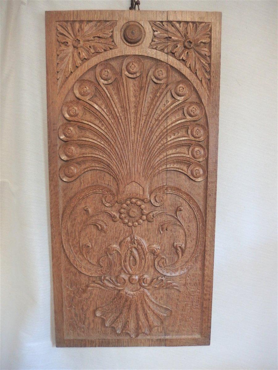 Panneau Sculpté (décoration).
