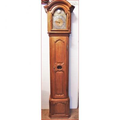 Horloge De Parquet XIX ème Siècle.