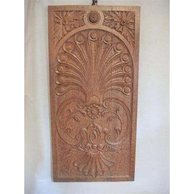 Carved Panel (decoration).